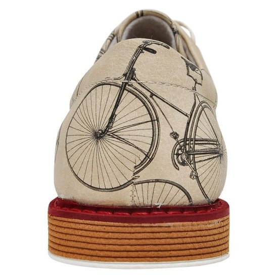 Броги Bike Lover | Broke's Women's Lace-Up Shoes