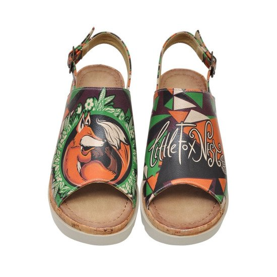 Сандалии Little Fox Nest | Gigi Women's Sandals