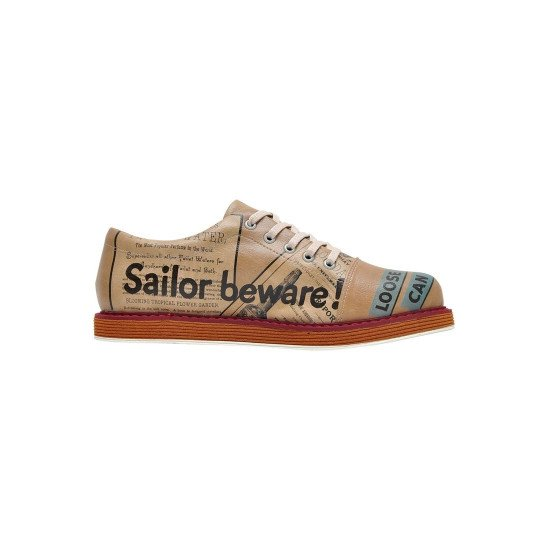 Броги Sailor | Broke's Women's Lace-Up Shoes