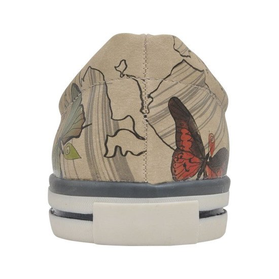 Кроссовки-сникерсы The World of Butterflies | Women's Sneakers