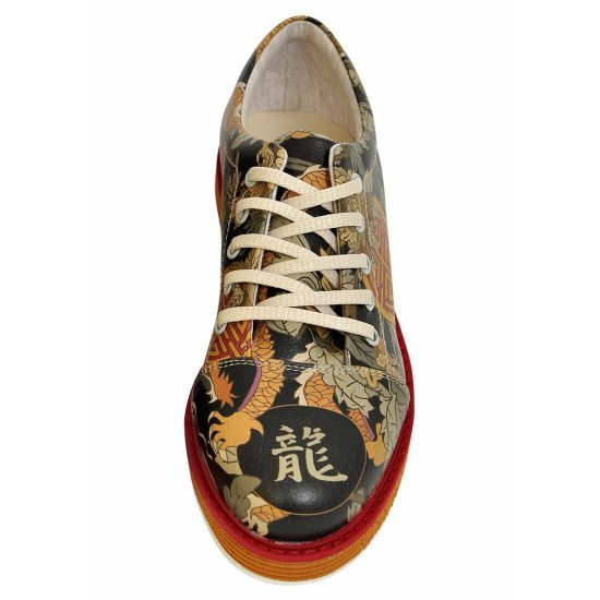 Броги Chinese Paladin | Broke's Women's Lace-Up Shoes