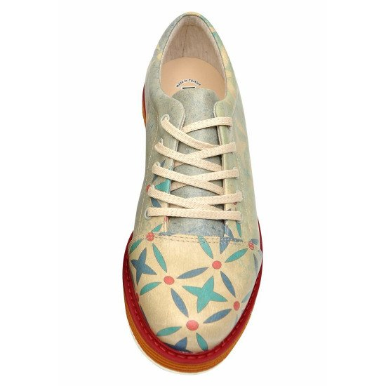 Броги  Life is | Broke's Women's Lace-Up Shoes