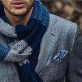 Шарфы и платки мужские