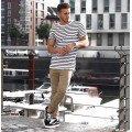 Многоцветные футболки мужские