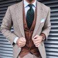 Пиджаки и жилеты мужские