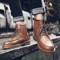 Высокие ботинки мужские