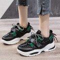 Оригинальные кроссовки на высокой платформе мужские