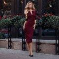 Платья-футляр женские
