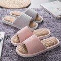 Тапочки с открытым носком для дома женские