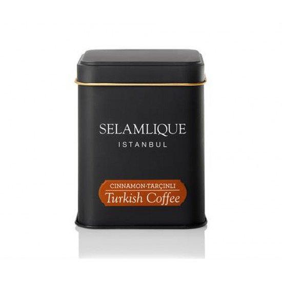 Турецкий кофе с корицей Selamlique 125 гр.